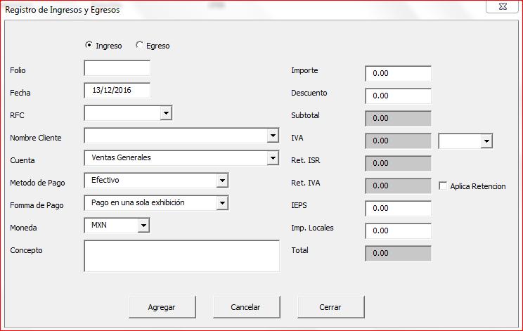 Libro De Ingresos Y Egresos En Excel Formulas Excel