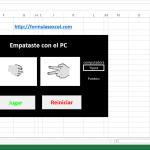 Piedra Papel o Tijera con Formulas Excel y VBA