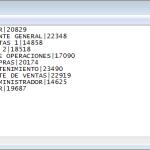 Macro Excel para Leer TXT