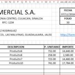 Cotizaciones con Formulas Excel y VBA